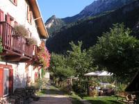 Maison d'hôtes des Méans • éco-Tourisme • MEOLANS REVEL