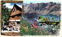 LE PRIEURE gites camping • éco-Tourisme • ST MARTIN D ENTRAUNES