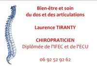 Laurence Tiranty • chiropraticien • ST LEU