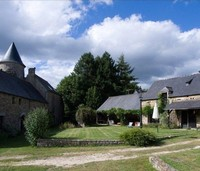 Domaine de La Ville Heleuc • éco-Tourisme • PLELAN LE PETIT