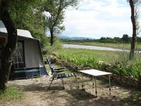 Camping les Rives de L'Aygues • éco-Tourisme • TULETTE