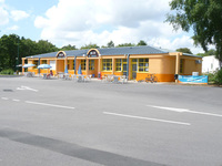Village Center le Bois de Pleuven • éco-Tourisme • ST YVY