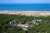 Yelloh ! Village Les Grands Pins • éco-Tourisme • LACANAU OCEAN