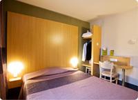 Hôtel B&B BORDEAUX - AEROPORT • éco-Tourisme • MERIGNAC