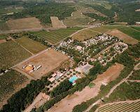 Hôtel de Plein Air l'Oliveraie • éco-Tourisme • LAURENS