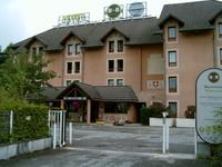 Hôtel B&B Grenoble • éco-Tourisme • GIERES