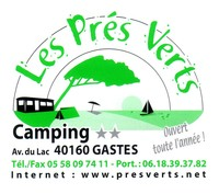 CAMPING LES PRES VERTS • éco-Tourisme • GASTES