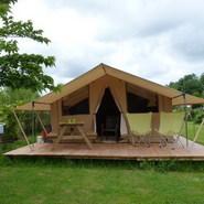 Camping d'Etche Zahar • éco-Tourisme • URT