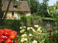 Le Moulin de la Diversière • éco-Tourisme • SAVIGNE SOUS LE LUDE