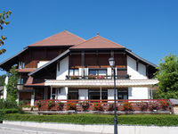 Hôtel B&B ANNECY • éco-Tourisme • ARGONAY