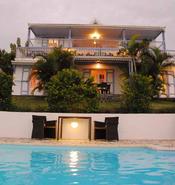 Villa Mascarine • éco-Tourisme • ST LEU