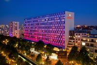 Marriott Paris rive gauche & conference center • éco-Tourisme • PARIS