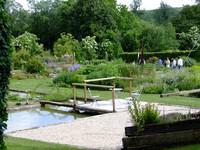 Jardin Botanique de la Presle • éco-Tourisme • NANTEUIL LA FORET