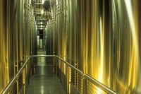 Centre vinicole - Champagne Nicolas Feuillatte • éco-Tourisme • CHOUILLY
