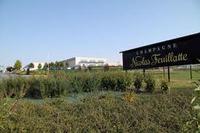 Centre vinicole - Champagne Nicolas Feuillatte • éco-Tourisme • CHOUILLY (1)