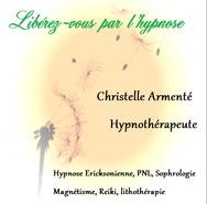 Christelle Armente • hypnothérapeute  • DREUX