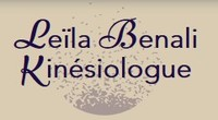 Leila Benali • kinésiologue • ANGOULEME