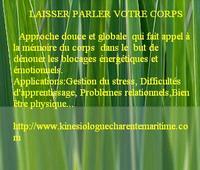 Aurelie Millereau • kinésiologue • SURGERES
