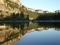 Camping Le Plan d'Eau • éco-Tourisme • ST PRIVAT (1)
