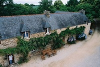 Domaine de Kerdréan • éco-Tourisme • BRANDIVY (1)