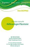 Elsa Desprez • réflexologue • LYON 7EME ARRONDISSEMENT